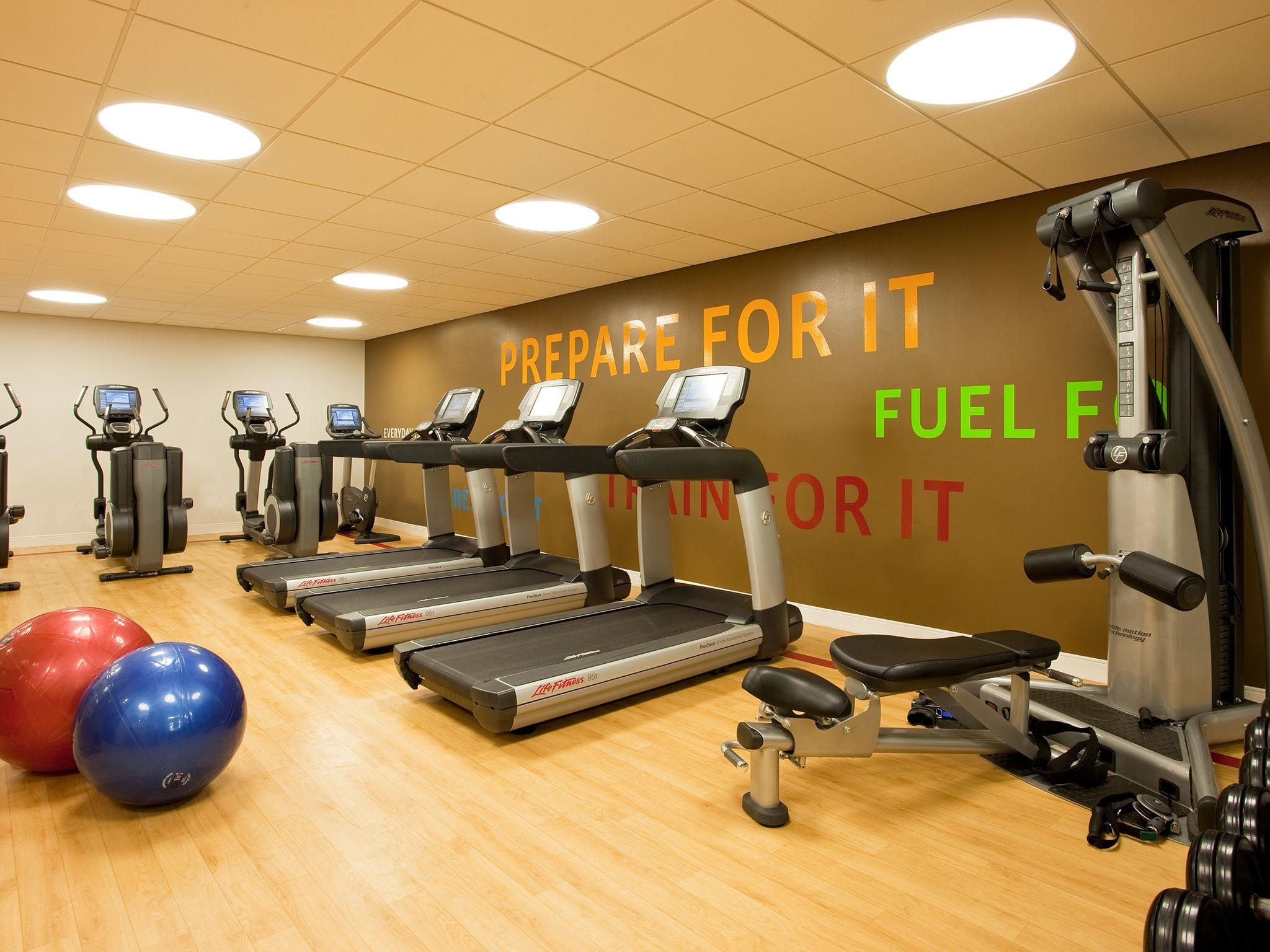 Sheraton Eatontown Hotel - Fitness Center